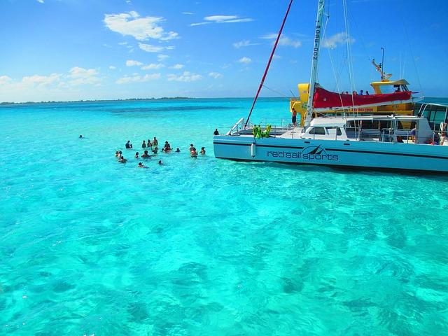 Cayman Islands Group Tours Pixabay Public Domain