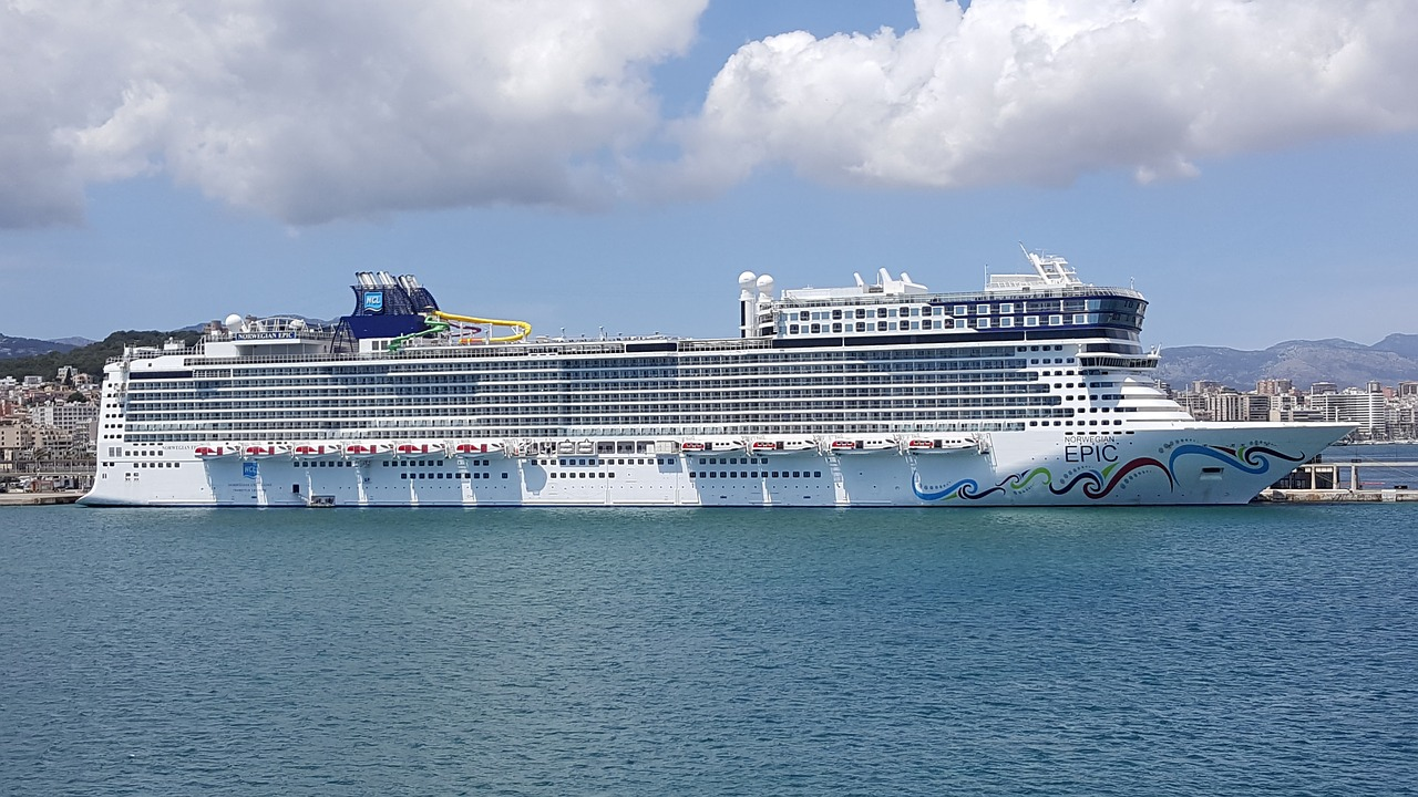 NCL Cruise Group Tours Pixabay Public Domain