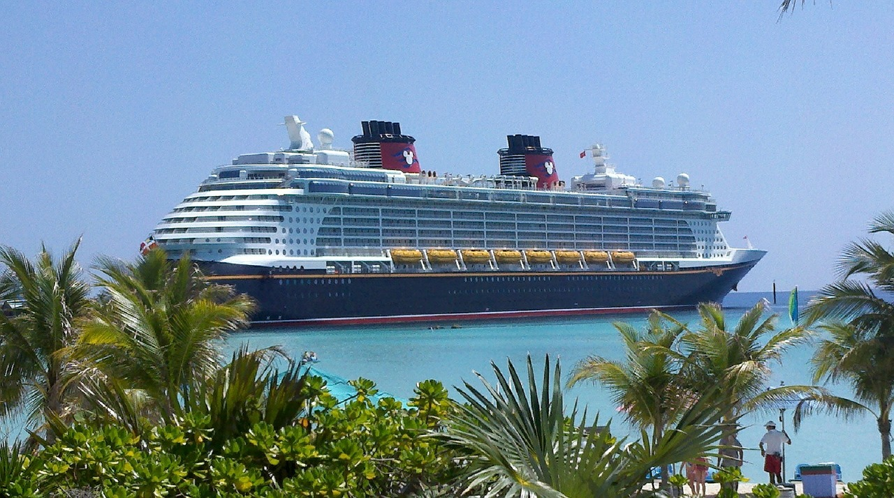 Disney Cruise Pixabay Public Domain