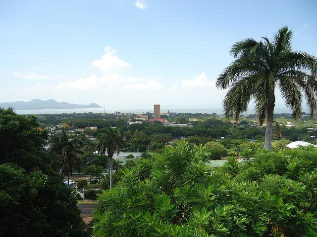 Nicaragua Managua Pixabay Public Domain