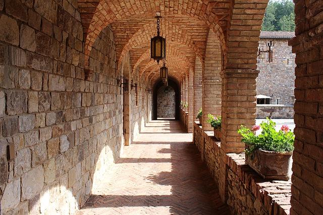 Castello di Amorosa Pixabay Public Domain