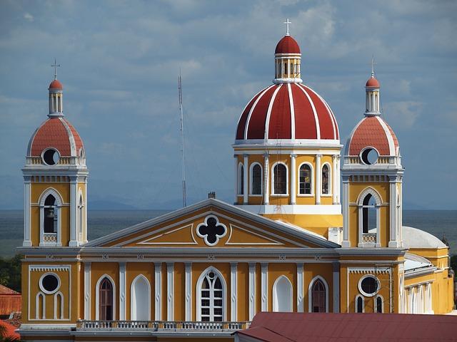 Nicaragua Granada Pixabay Public Domain