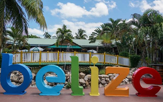 Belize City Pixabay Public Domain