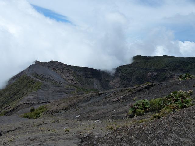 Irazu Crater Pixabay Public Domain