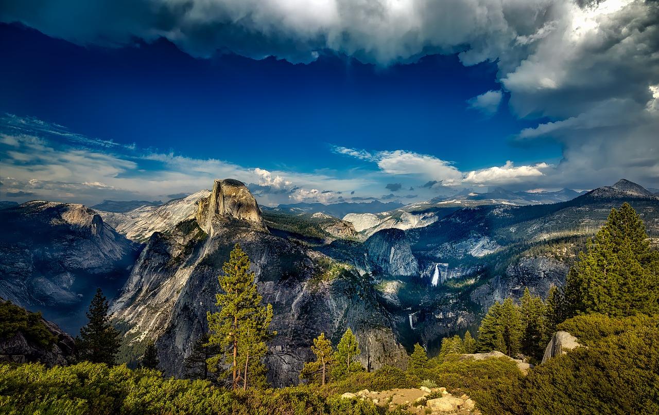 Yosemite Pixabay Public Domain