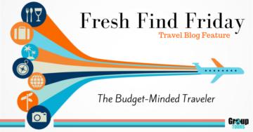 Fresh Find Friday: The Budget-Minded Traveler