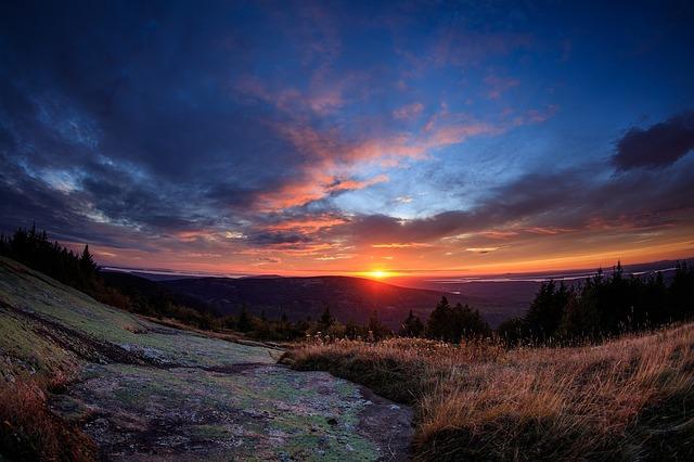 Acadia National Park Pixabay Public Domain
