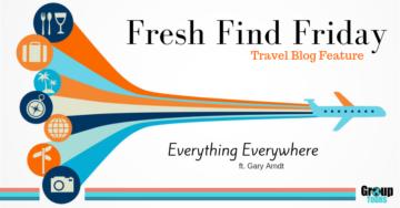 Fresh Find Friday: Gary Arndt