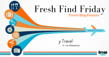 Fresh Find Friday: y Travel