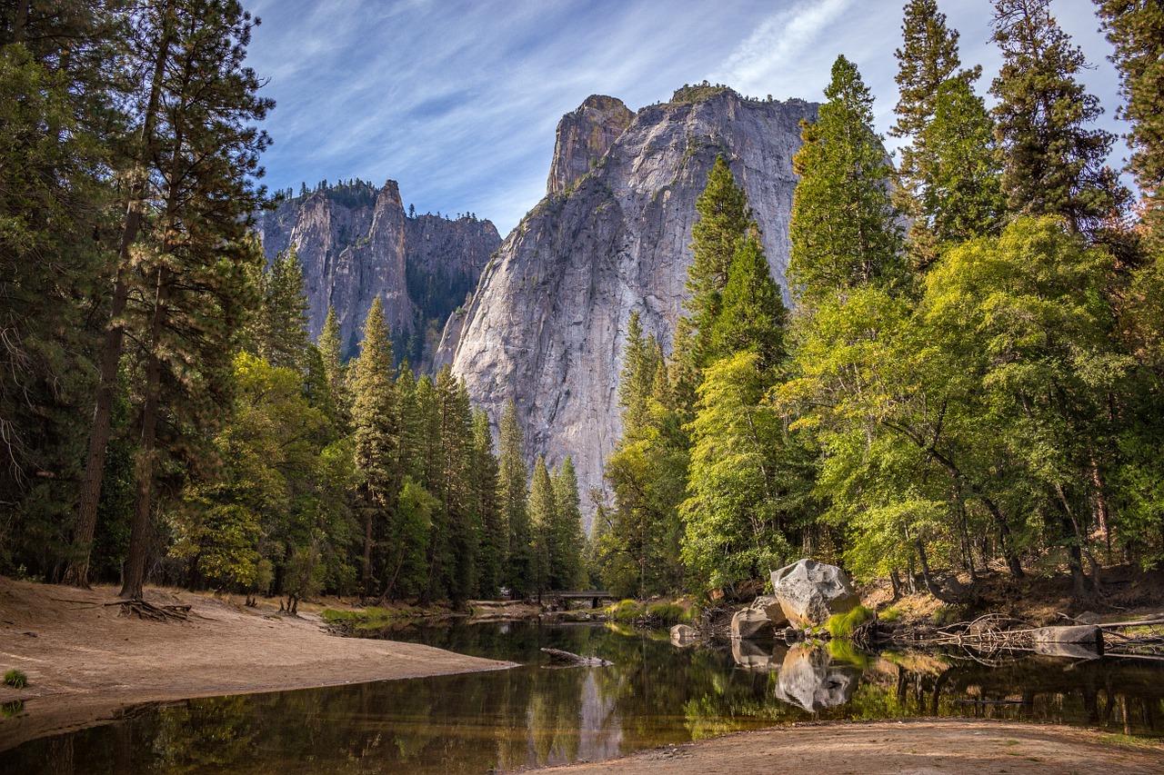 Yosemite National Park Pixabay Public Domain