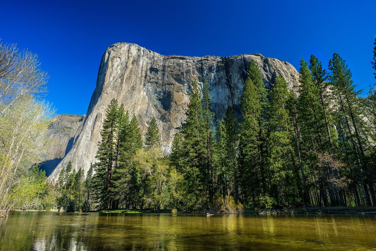 Sierra National Forest Pixabay Public Domain