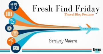 Fresh Find Friday: Getaway Mavens