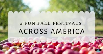 5 Fun Fall Festivals Across America
