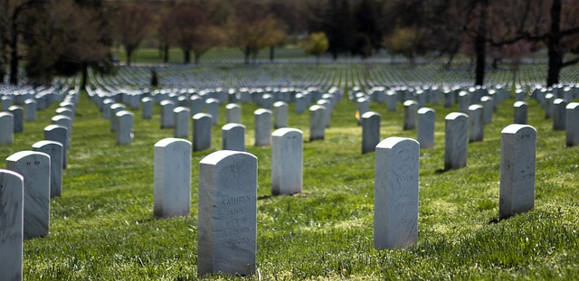 Arlington National Cemetery Pixabay Public Domain