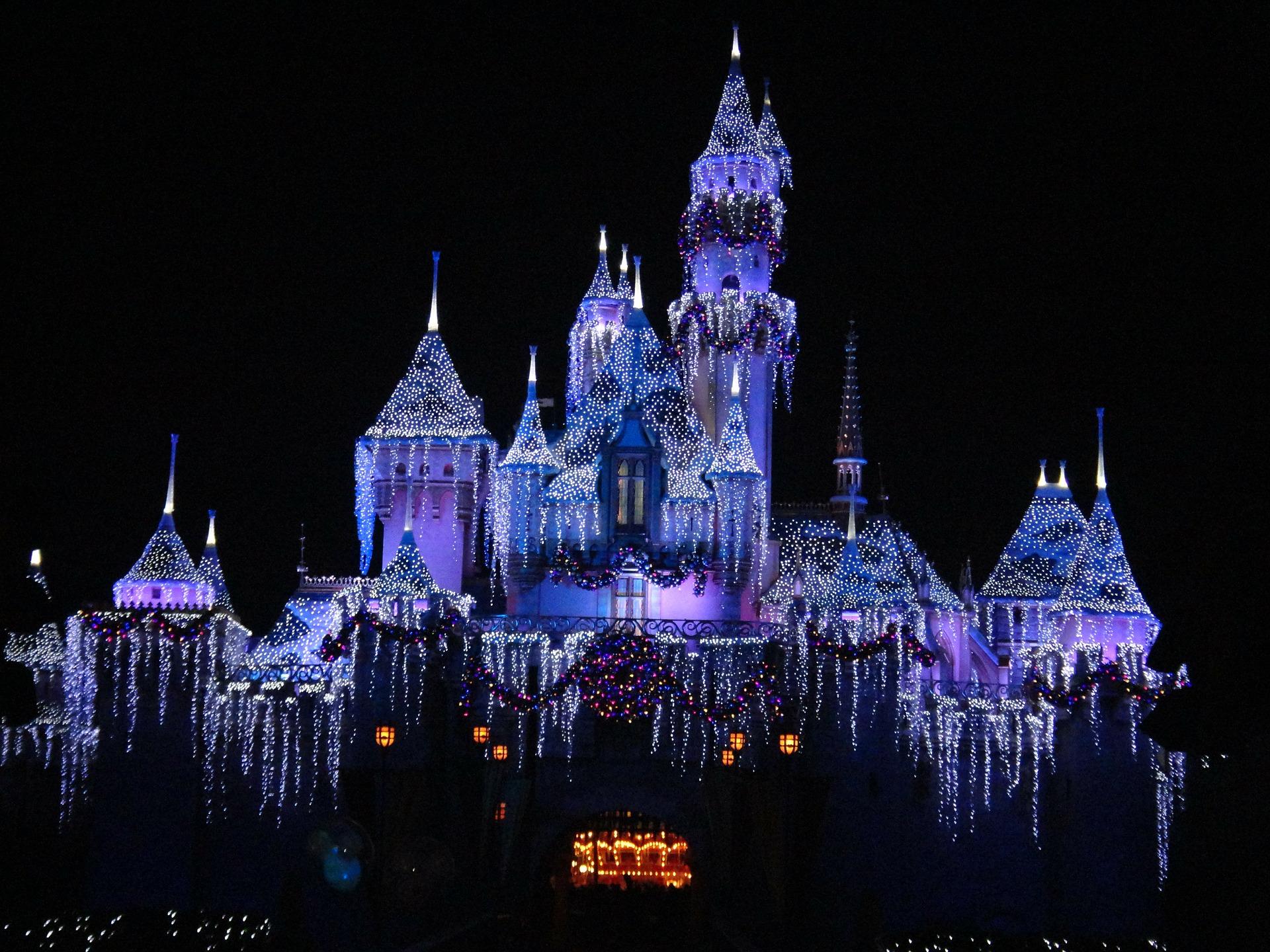 Disneyland Pixabay Public Domain