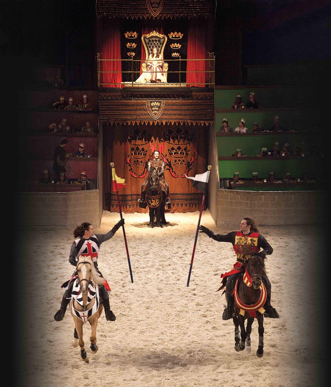 Medieval Times Dinner Tournament Orlando/Kissimmee Credit Visit Orlando