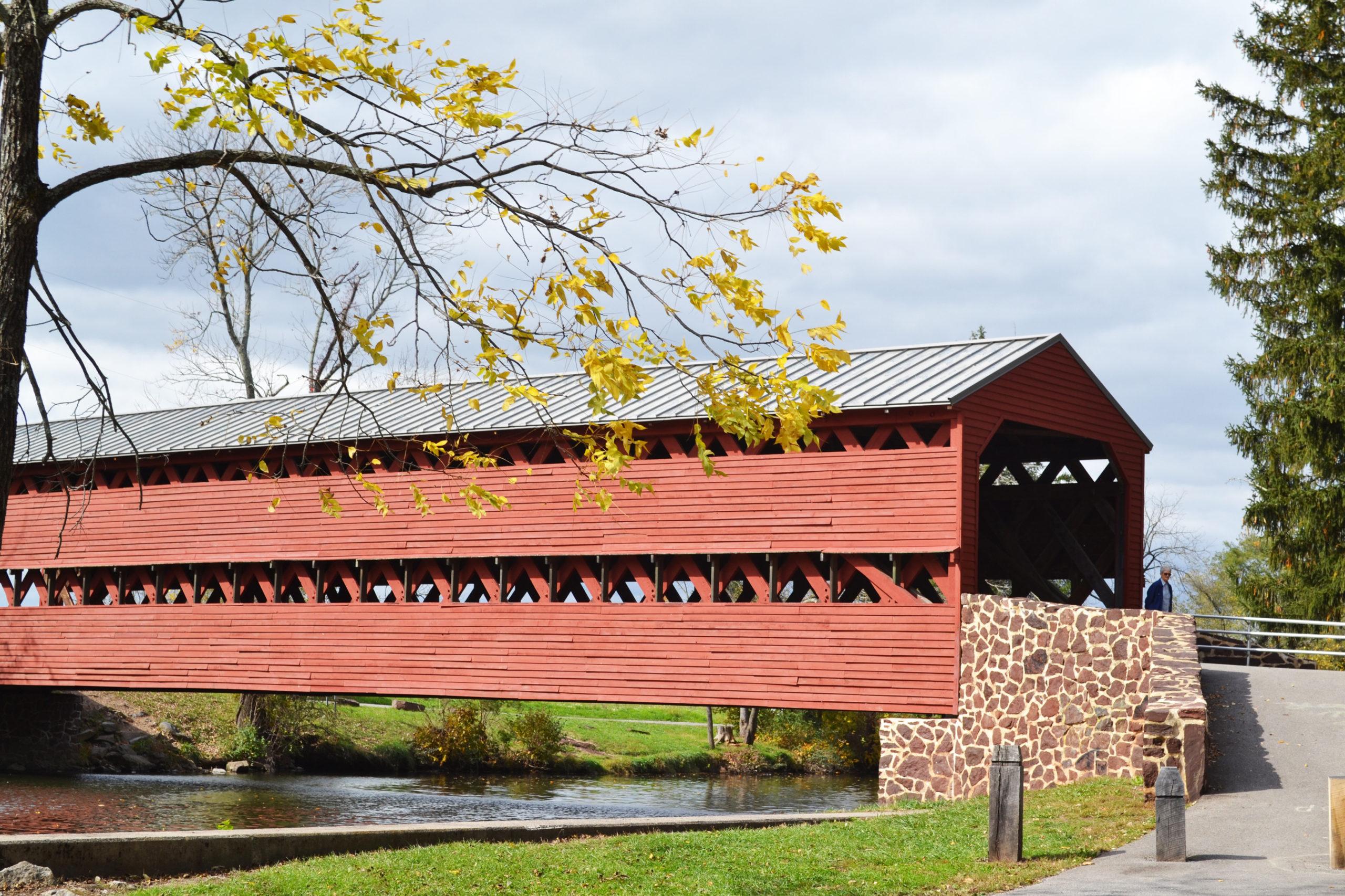 Sachs Covered Bridge Credit Destination Gettysburg