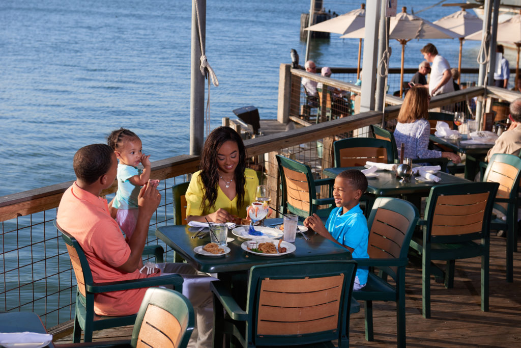 Fisherman's Wharf Family Credit Galveston Island CVB