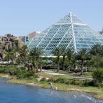 Moody Gardens Rainforest Pyramid Credit Galveston Island CVB