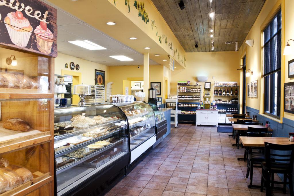 Sunflower Bakery Cafe Interior Credit Galveston Island CVB